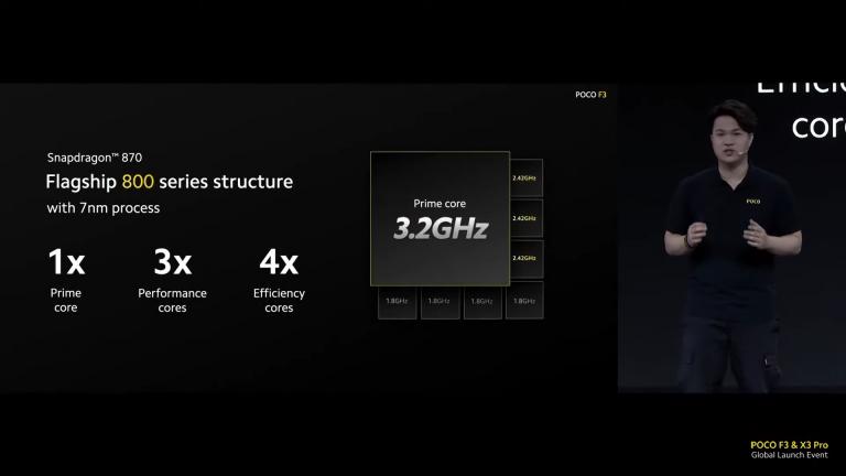 Már kapható a Poco F3 a Xiaomishopnál 3
