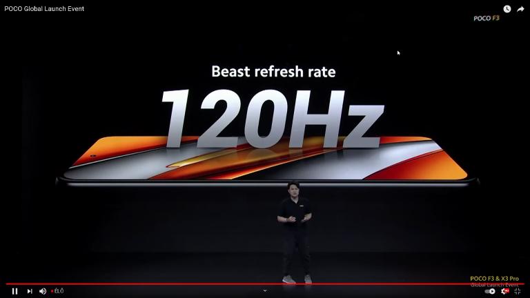 Már kapható a Poco F3 a Xiaomishopnál 7