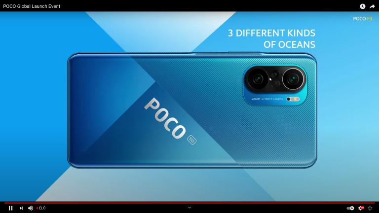 Már kapható a Poco F3 a Xiaomishopnál 14