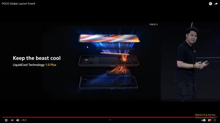 Már kapható a Poco F3 a Xiaomishopnál 17