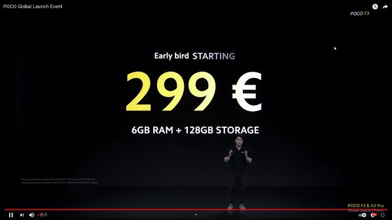 Már kapható a Poco F3 a Xiaomishopnál 23