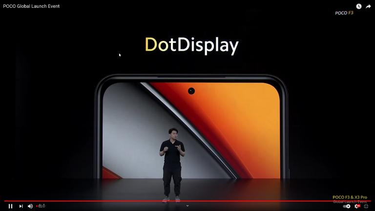 Már kapható a Poco F3 a Xiaomishopnál 6