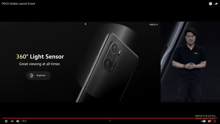 Már kapható a Poco F3 a Xiaomishopnál 12