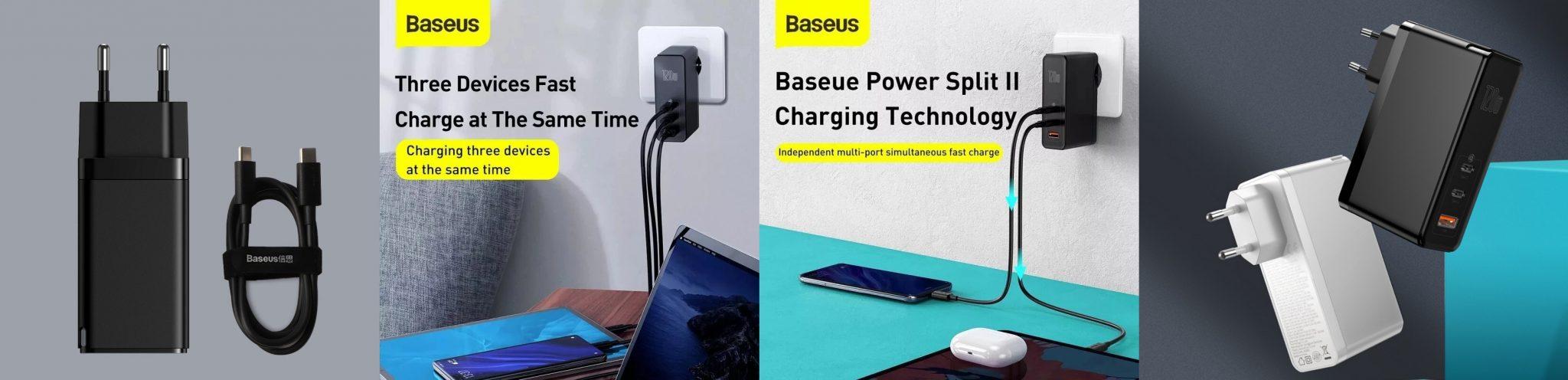Baseus GaN 2 Pro töltők tesztje 15