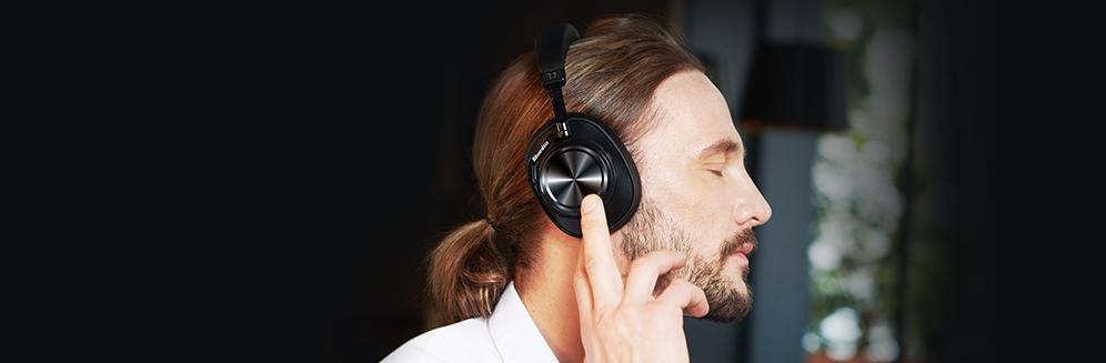 Bluedio T7+ zajszűrős fejhallgató teszt 21