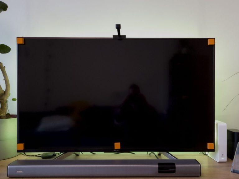 Govee Immersion TV háttérfény teszt 9