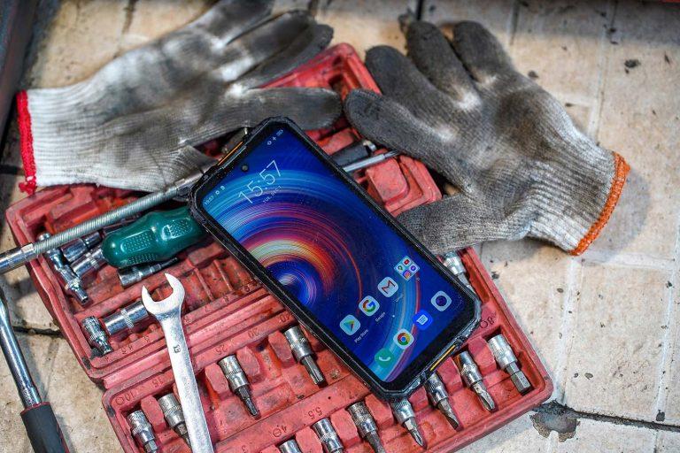 Akciós az 5G-s Oukitel WP10 a hivatalos Ali boltban 3