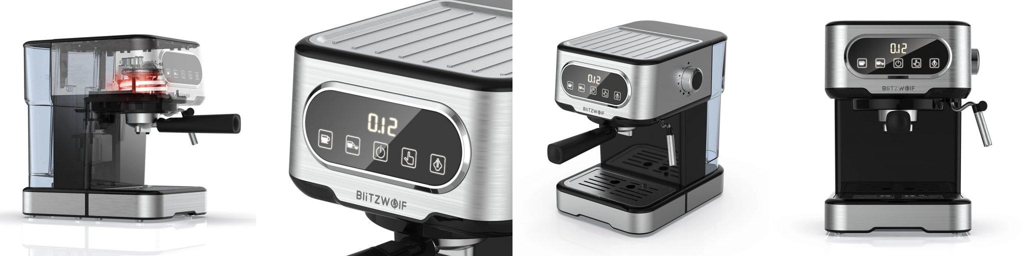 BlitzWolf BW-CMM2 kávéfőző teszt 23