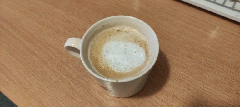 BlitzWolf BW-CMM2 kávéfőző teszt 22