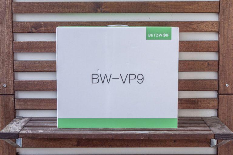 BlitzWolf BW-VP9 projektor teszt 2