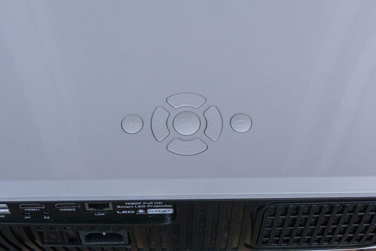 BlitzWolf BW-VP9 projektor teszt 6