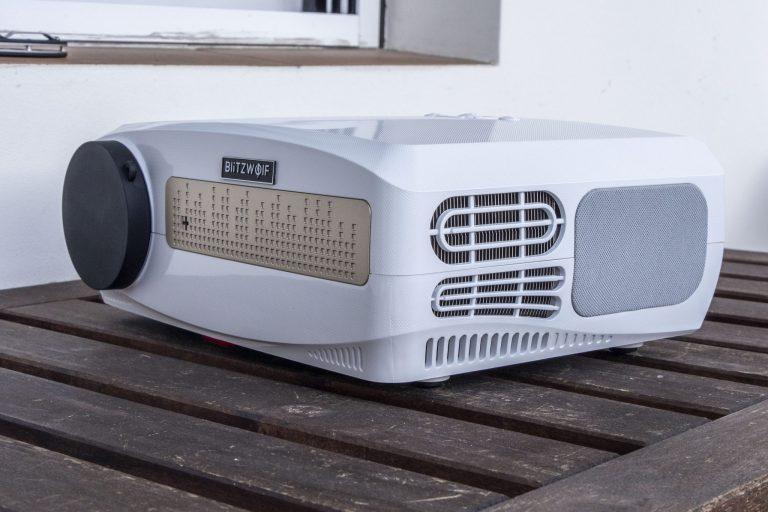 BlitzWolf BW-VP9 projektor teszt 8