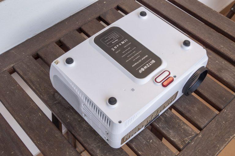 BlitzWolf BW-VP9 projektor teszt 14