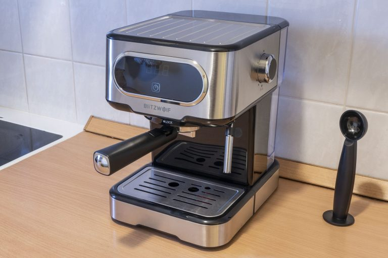 BlitzWolf BW-CMM2 kávéfőző teszt 3