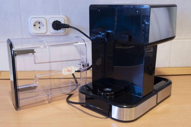 BlitzWolf BW-CMM2 kávéfőző teszt 10