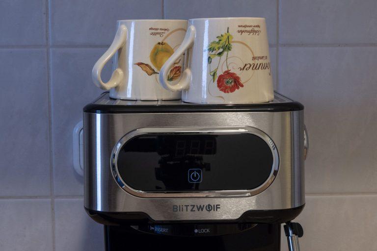 BlitzWolf BW-CMM2 kávéfőző teszt 12