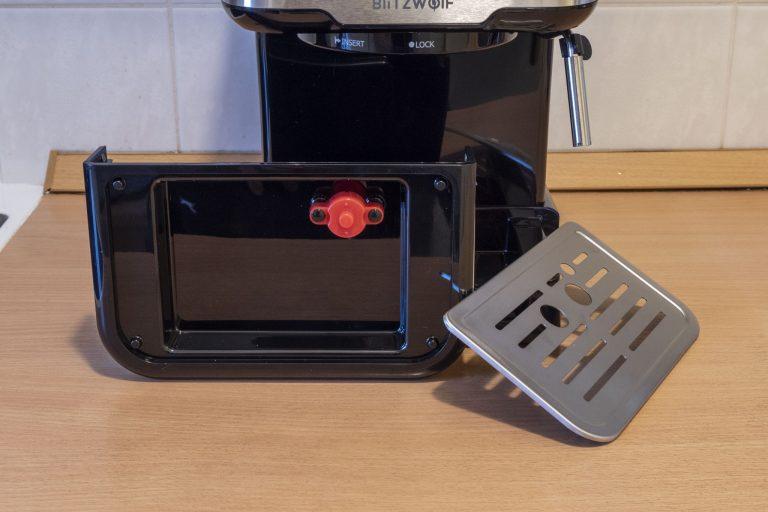 BlitzWolf BW-CMM2 kávéfőző teszt 13