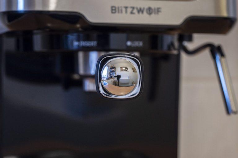 BlitzWolf BW-CMM2 kávéfőző teszt 16