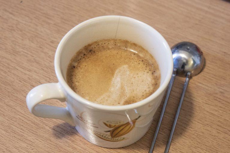 BlitzWolf BW-CMM2 kávéfőző teszt 19