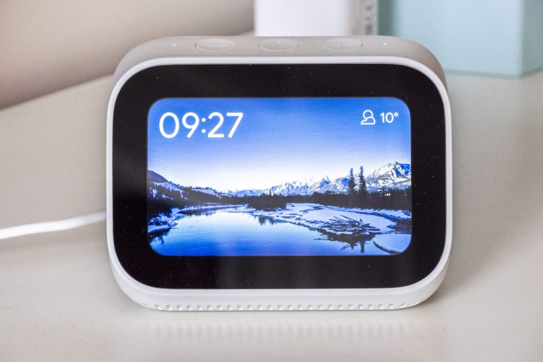 Xiaomi Mi Smart Clock ébresztőóra teszt 9
