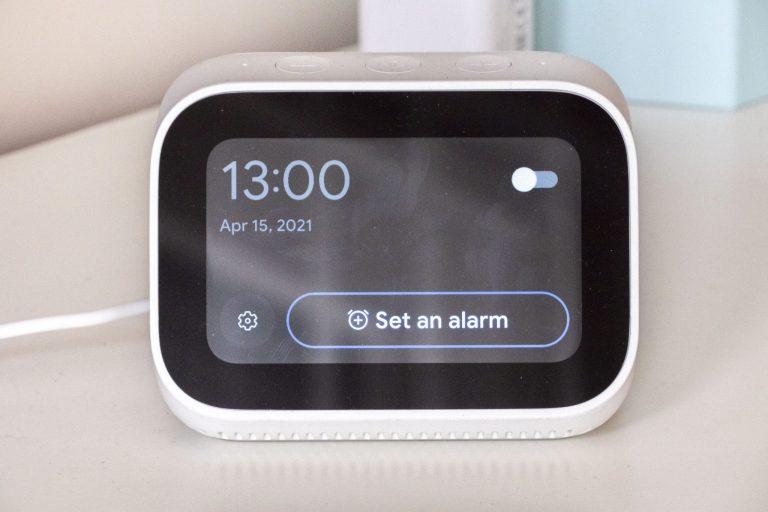 Xiaomi Mi Smart Clock ébresztőóra teszt 10