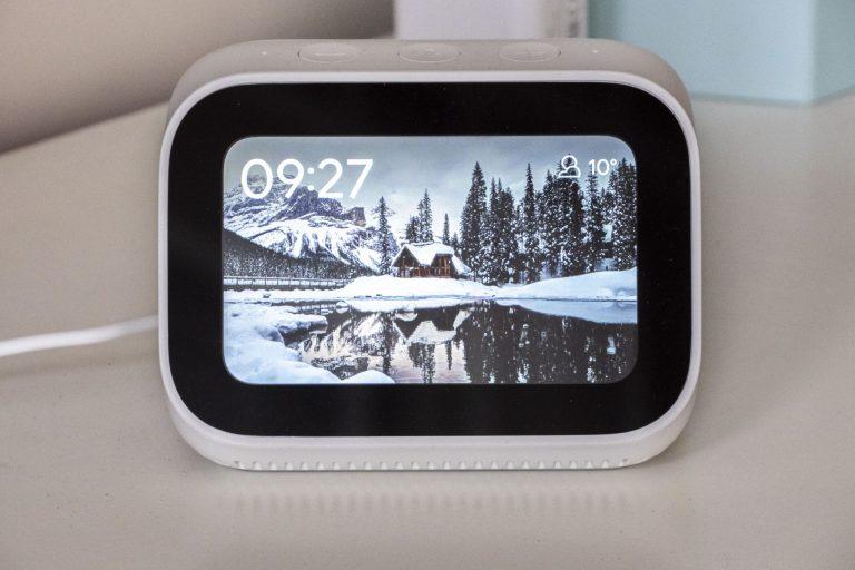 Xiaomi Mi Smart Clock ébresztőóra teszt 11