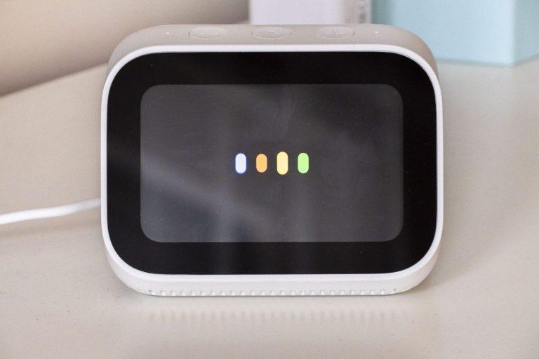 Xiaomi Mi Smart Clock ébresztőóra teszt 12