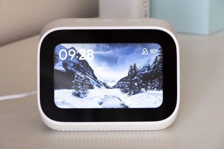 Xiaomi Mi Smart Clock ébresztőóra teszt 14