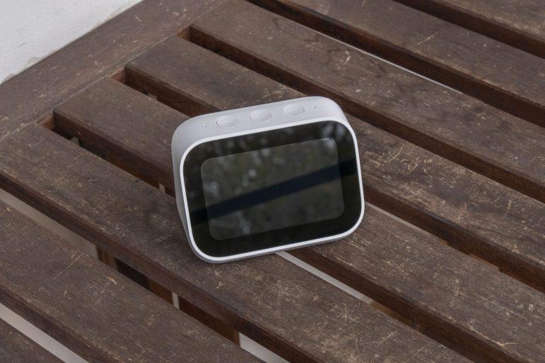 Xiaomi Mi Smart Clock ébresztőóra teszt 5