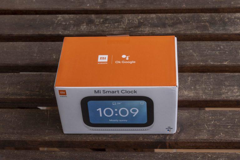 Xiaomi Mi Smart Clock ébresztőóra teszt 2