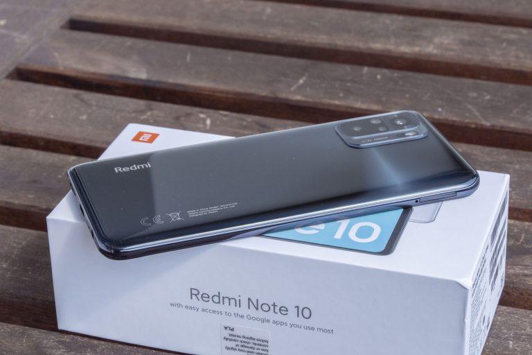 Xiaomi Redmi Note 10 okostelefon teszt 9