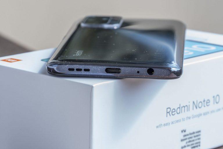 Xiaomi Redmi Note 10 okostelefon teszt 10