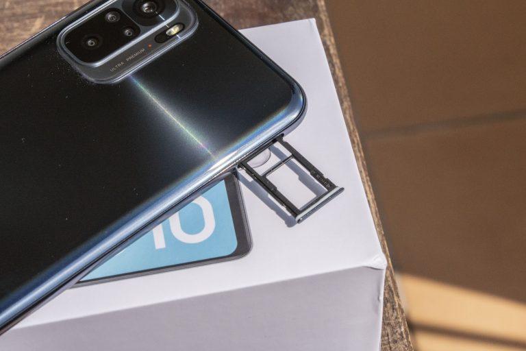 Xiaomi Redmi Note 10 okostelefon teszt 11