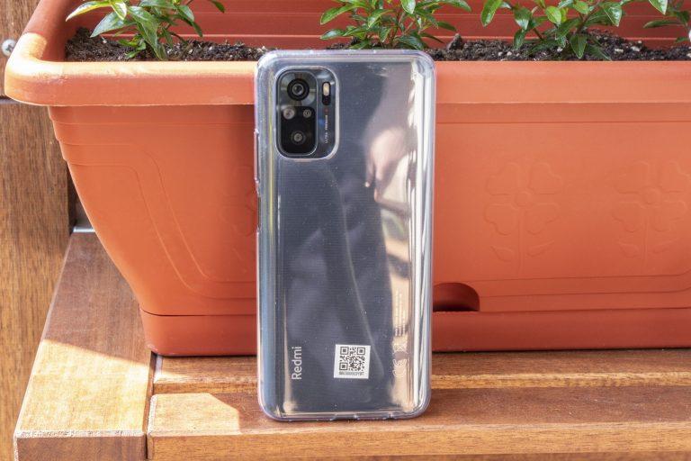 Xiaomi Redmi Note 10 okostelefon teszt 16