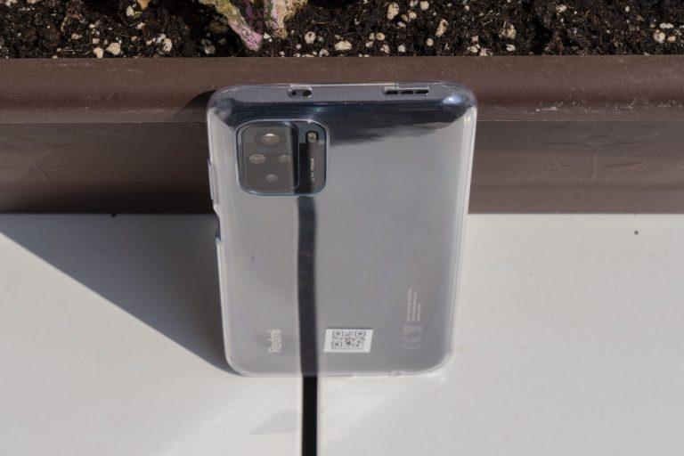 Xiaomi Redmi Note 10 okostelefon teszt 17