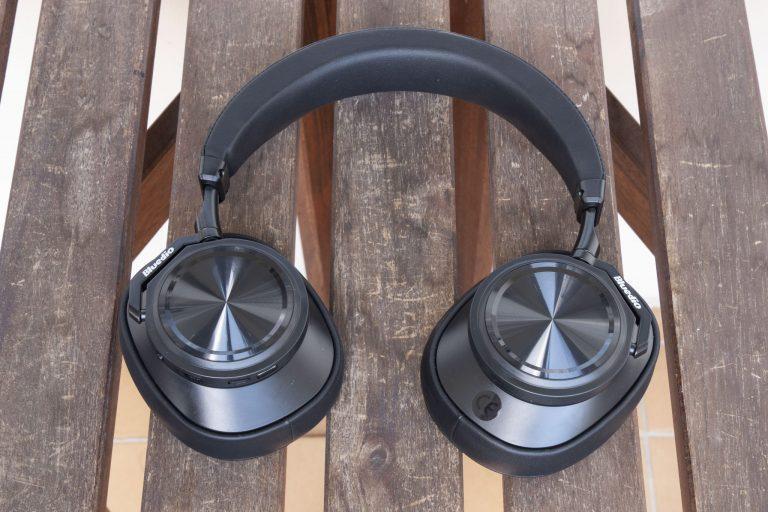 Bluedio T7+ zajszűrős fejhallgató teszt 3