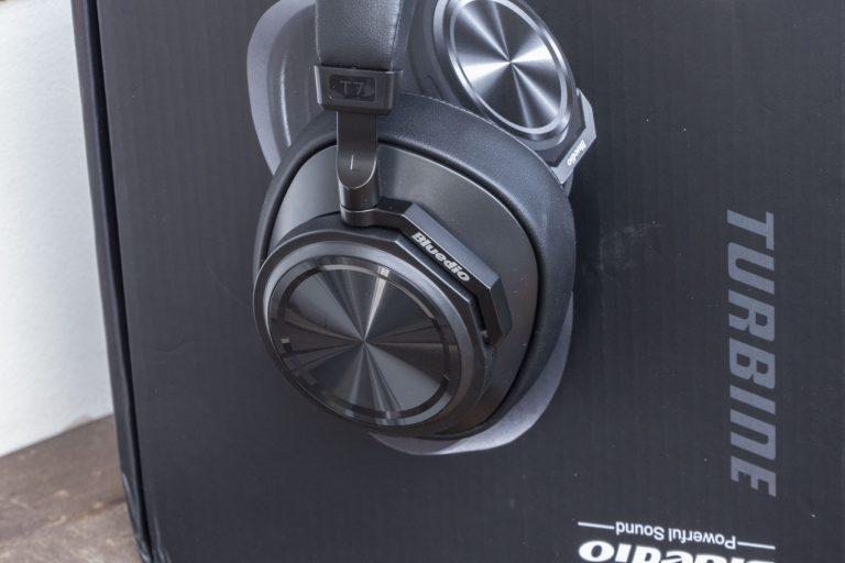 Bluedio T7+ zajszűrős fejhallgató teszt 5