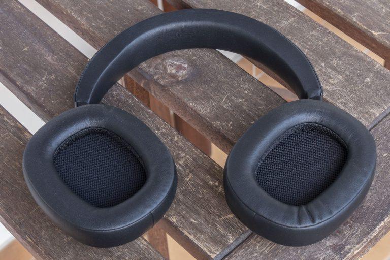 Bluedio T7+ zajszűrős fejhallgató teszt 7