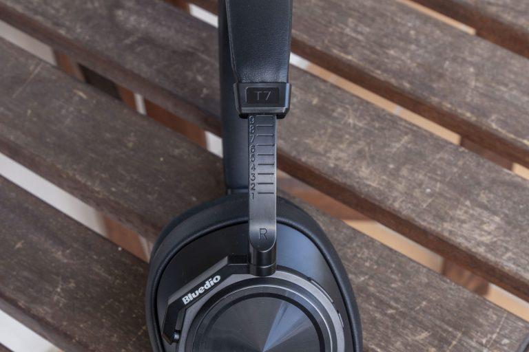 Bluedio T7+ zajszűrős fejhallgató teszt 8