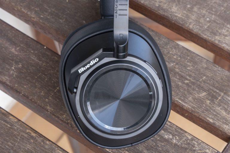 Bluedio T7+ zajszűrős fejhallgató teszt 9