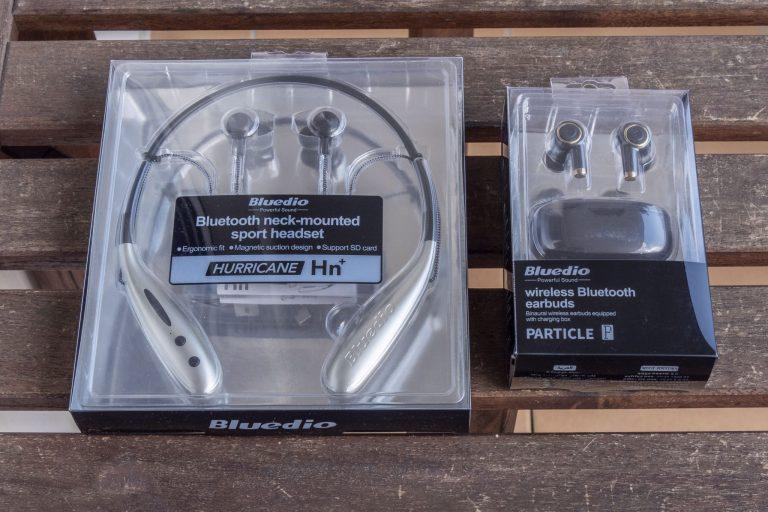 Bluedio Particle és Hn+ fülhallgatók tesztje 3