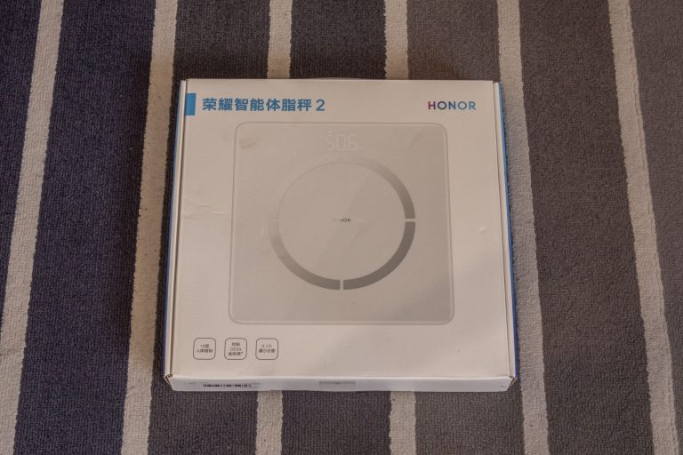 Honor Smart Body Fat Scale 2 okosmérleg teszt 2