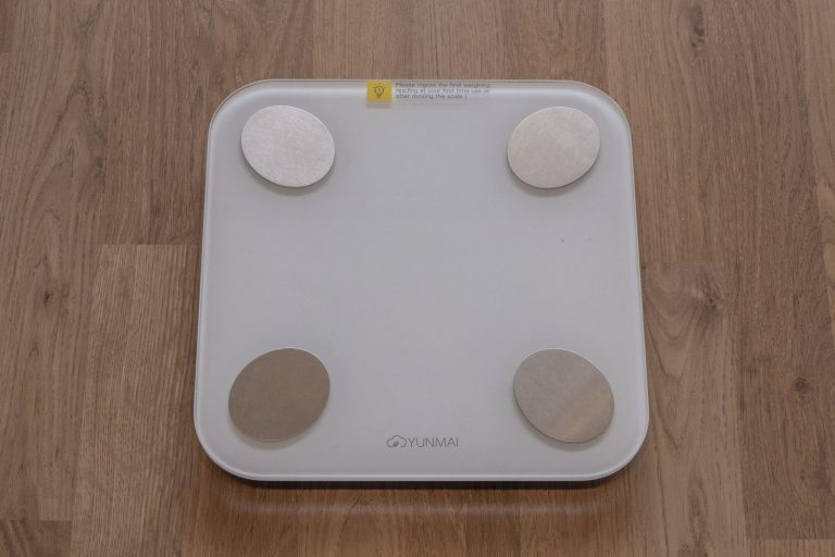 Honor Smart Body Fat Scale 2 okosmérleg teszt 9