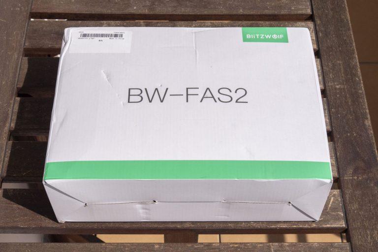 BlitzWolf BW-FAS2 masszázspisztoly teszt 2