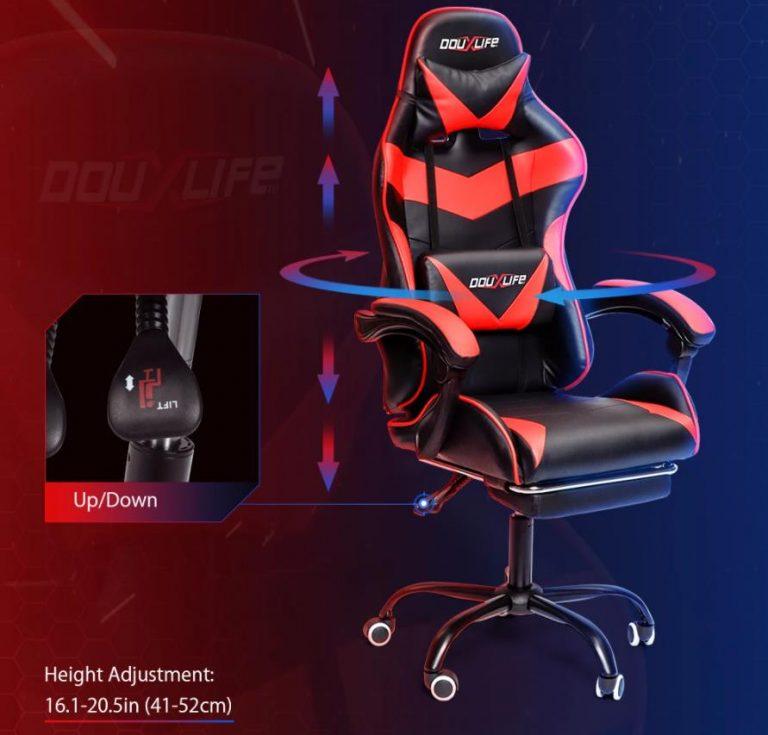 Ennél olcsóbban most nem lehet gamer széket venni 6