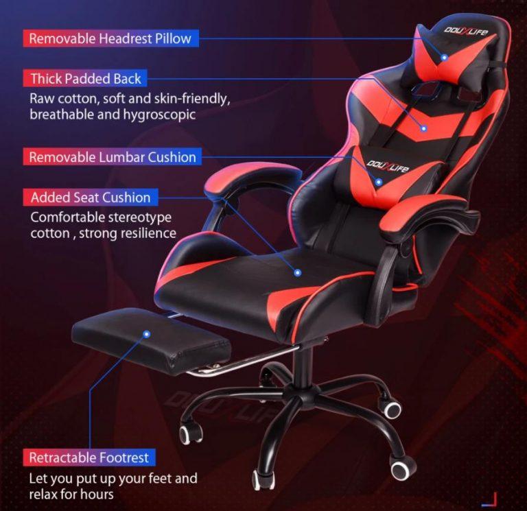 Ennél olcsóbban most nem lehet gamer széket venni 5