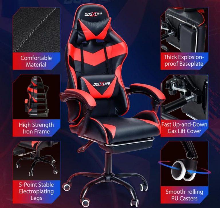 Ennél olcsóbban most nem lehet gamer széket venni 4