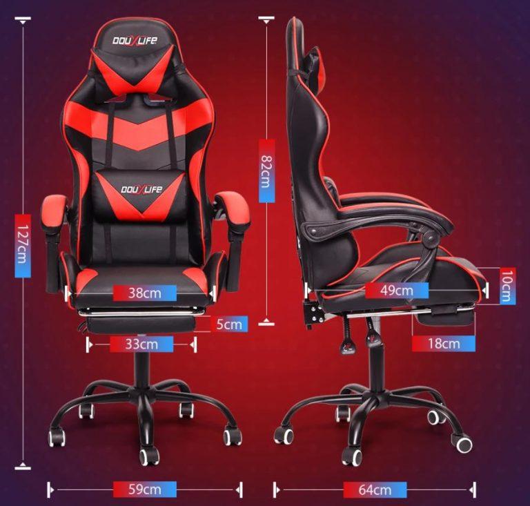 Ennél olcsóbban most nem lehet gamer széket venni 3
