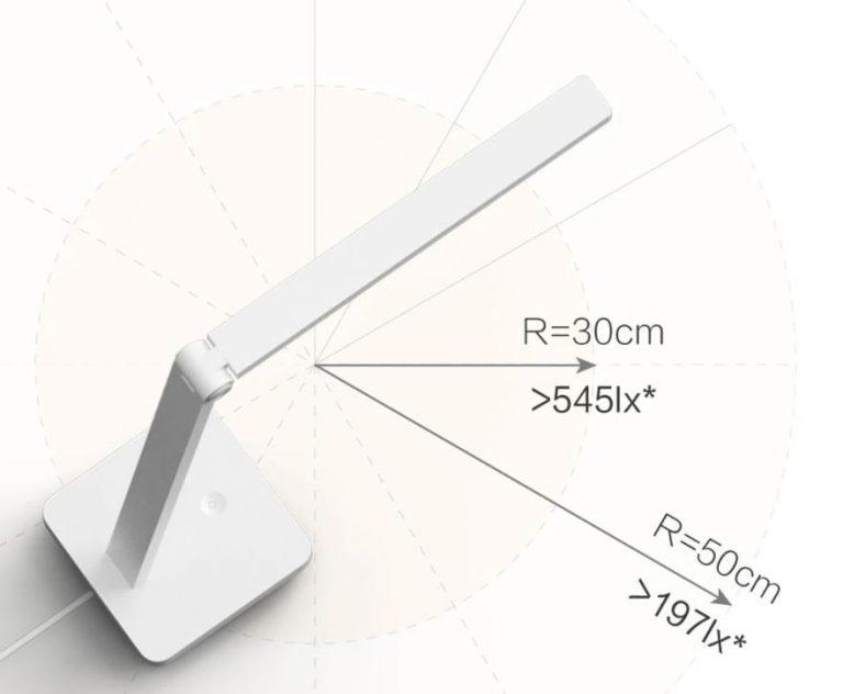 Olcsón vihető a Xiaomi asztali lámpája 14