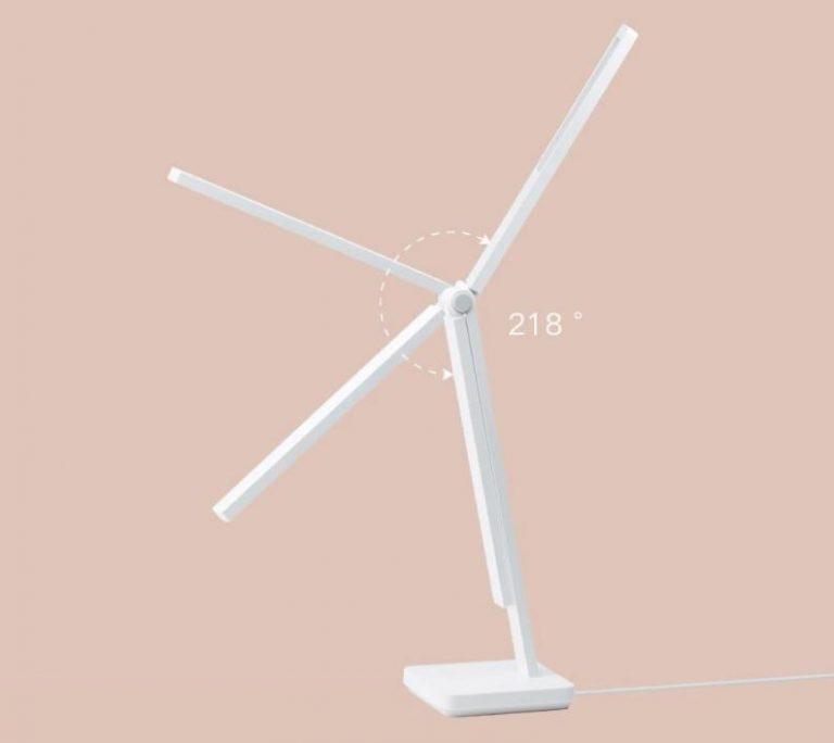 Olcsón vihető a Xiaomi asztali lámpája 6